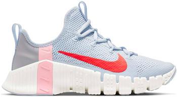 Nike Free Metcon 3 Women football grey/bright crimson