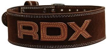 RDX Leder Gewichtheber Gürtel Strap Gym