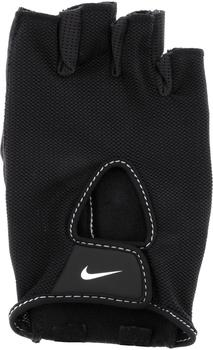 Nike Fitness-Handschuh Fundamental schwarz/weiß