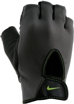 Nike Fitness-Handschuh Fundamental dark grey/black/volt