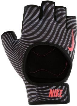 Nike Fit Fitnesshandschuhe Damen grau/pink