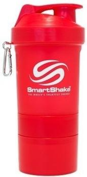 SmartShake Neon Series Red