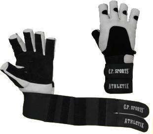 C.P. Sports Athletik-Doppelbandagen-Handschuh