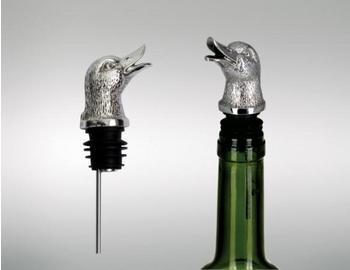 Silver life style collection Flaschenausgießer Ente 5,0 cm