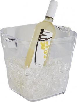 APS Wein und Sektkühler MS, klar, 4,5 Liter