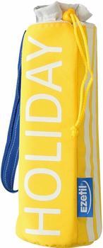 EZetil Flaschenkühler Holiday 2,4 l gelb