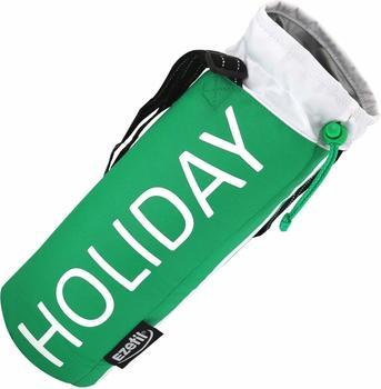EZetil Flaschenkühler Holiday 2,4 l grün