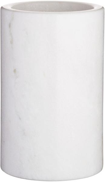Bar Craft artesà Marmor Weinkühler weiß