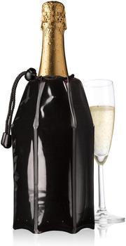 Vacu Vin Aktiv Champagnerkühler Motiv Schwarz 38856606