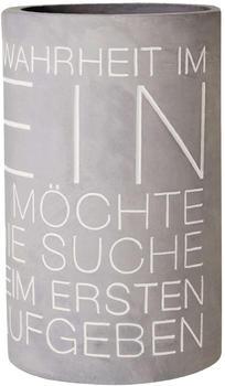 räder Vino Beton Wahrheit Flaschenkühler