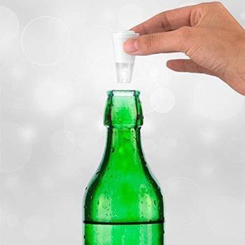 Out Of The Blue Kunststoff-Weinflaschenverschluss
