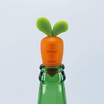 Winkee Flaschenverschluss Karotte