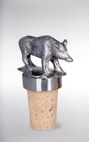 Silver life style collection Flaschenkorken Wildschwein 6,5 cm