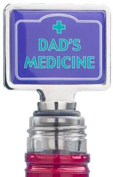 Boxer Gifts Bottle Stopper Dad's Medicine