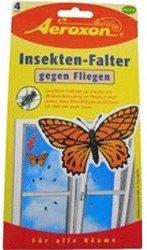Aeroxon Insekten-Falter 4er