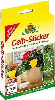 Neudorff Gelb-Sticker 10 Stück