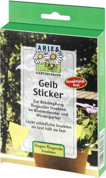 Aries Gelbsticker