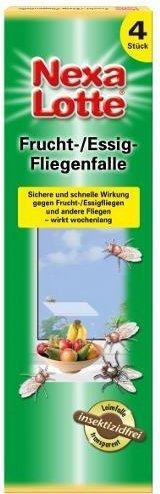 Nexa Lotte Frucht-/Essig-Fliegenfalle