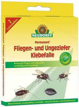 Neudorff Permanent Fliegen und Ungeziefer Klebefalle 2Stk.