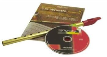Walton Garden Irische Flöte mit Lehrheft und CD