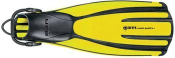 Mares Avanti Quattro+ Yellow