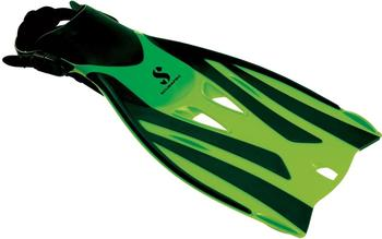 Scubapro Snorkel Plus transparent green