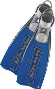 Cressi Ara EBS Soft Blade blue