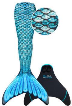 XTrem Mermaidens Originals Adult XS Tidal Teal
