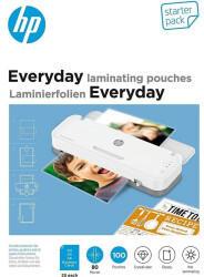 HP Everyday Laminierfolien Starter-Set (9158)