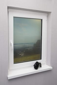 mydeco Fensterfolie Stripe, mydeco, halbtransparent 45 cm x 200 cm