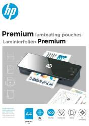 HP Laminierfolien Premium A4 80 Micron 100x (9123)