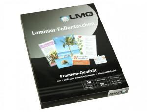 LMG 100 LMG Laminierfolien matt für A4