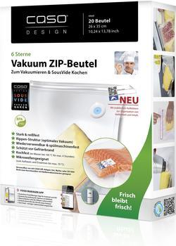 Caso Zip-Beutel 26 x 35 cm (20 St.) 1316