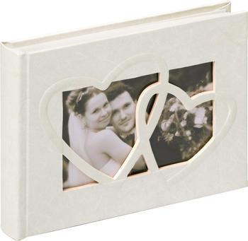 walther design Hochzeitsalbum Sweetheart 22x16/40