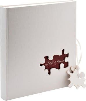 walther design Hochzeitsalbum Puzzle 28x30,5/60