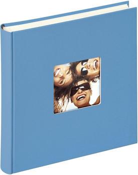 walther design Buchalbum Fun 30x30/100 oceanblau