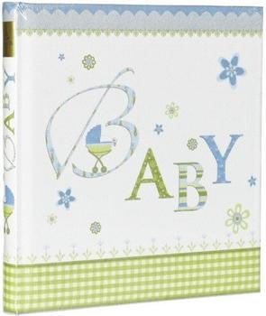 Goldbuch Babyalbum Lovely 30x31/60 blau
