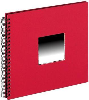 walther design Spiralalbum Fun 30x30/50 rot