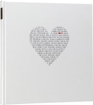 Goldbuch Hochzeitsalbum Love 30x31/60