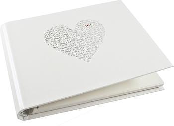 Goldbuch Gästebuch Love 29x23/50
