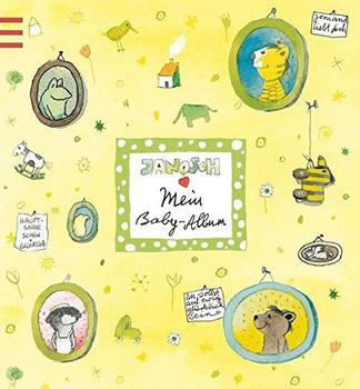 Ars Edition Janosch Mein Baby-Album 23x25/56