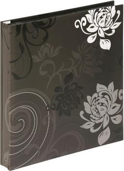 walther design Einsteckalbum Grindy 10x15/400 schwarz
