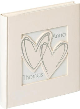 walther design Hochzeitsalbum With All My Heart 28x31/50