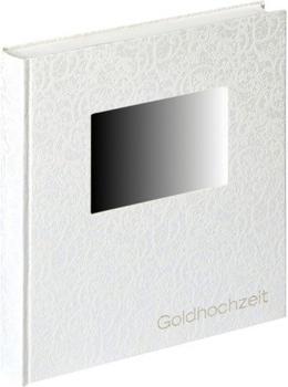 walther design Goldhochzeitsalbum Music 28x30/60