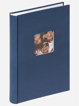 walther design Einsteckalbum Fun 10x15/300 blau