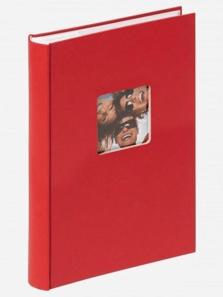 walther design Einsteckalbum Fun 10x15/300 rot