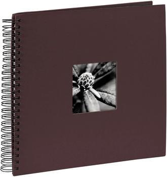 Hama Spiralalbum Fine Art 36x32/50 bordeaux (schwarze Seiten)