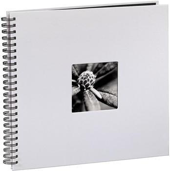 Hama Spiralalbum Fine Art 36x32/50 kreide (schwarze Seiten)