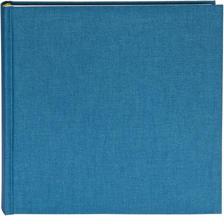 Goldbuch Fotoalbum Summertime 25x25/60 hellblau