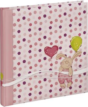 Hama Buch-Album Kleiner Hase 29x32/50 pink